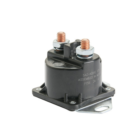 DC Solenoid Switch - SPST 12V 600/200A Insulated Intermtnt