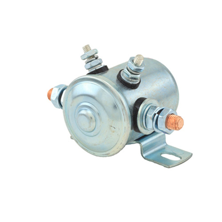 Solenoid Switch - SPST 24V 85A Insulated Continuous