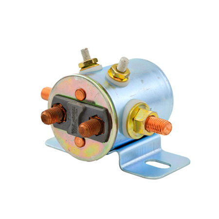 Solenoid Switch - SPDT 12V 85A Insulated Continuous
