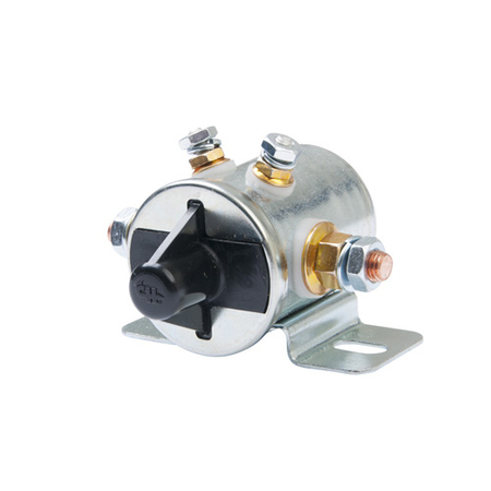 Cole Hersee Latching Solenoid Spst 12v 110a