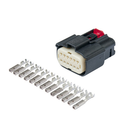 Bi-Stable Relay Connectors