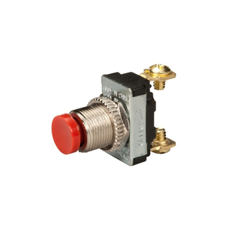SPST (Off) On Push Button Switch