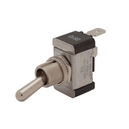 Motor-Rated Toggle Switch - SPST