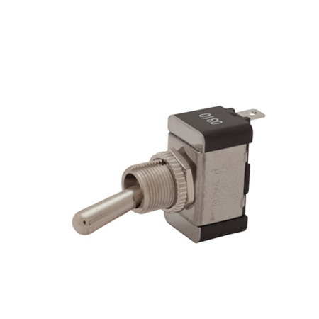Solder Terminal Heavy-duty Toggle Switch - SPST