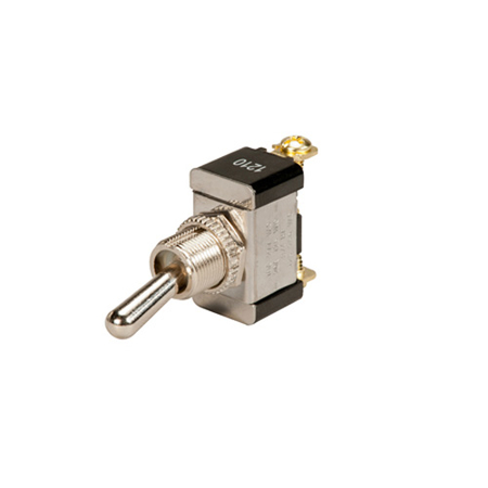 Screw Terminal Heavy-duty O-Ring Toggle Switch - SPDT