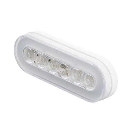 """6"""" LED Back-up GloLight"""