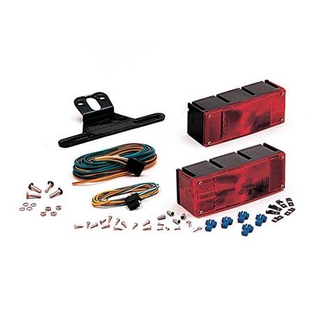 Low Profile Trailer Light Kit