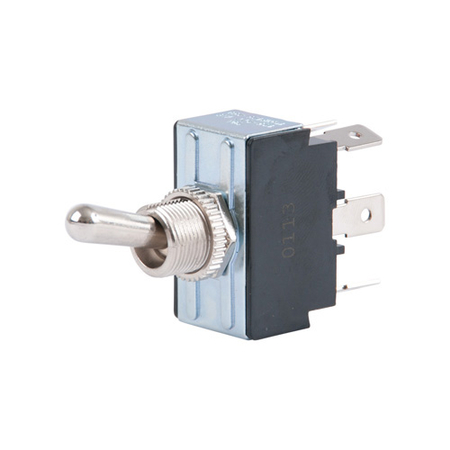 Motor-Rated Toggle Switch - DPDT