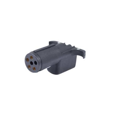 6 to 4 Pin Trailer Plug Adapter