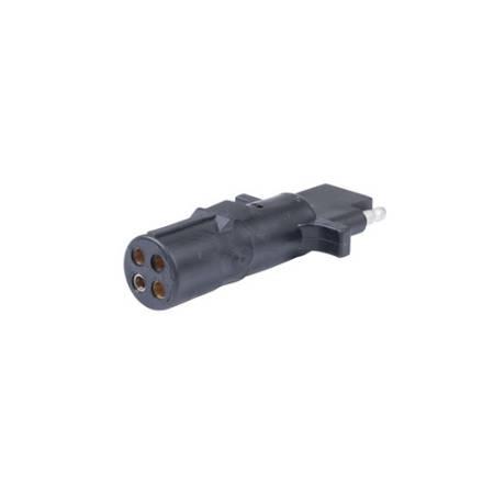 4 to 4 Pin Trailer Plug Adapter