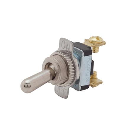 Medium Duty Screw Terminal Toggle Switch - SPST