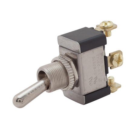 Screw Terminal Heavy-duty Toggle Switch - SPDT