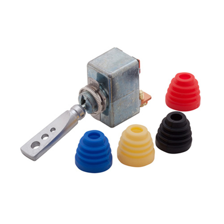50 Amp Toggle Switch with Interchangeable Boots