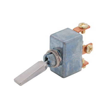 Chrome-plated Handle Toggle Switch