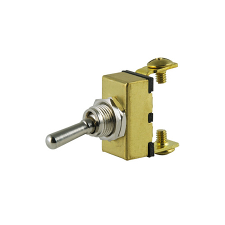 All Brass Toggle Switch