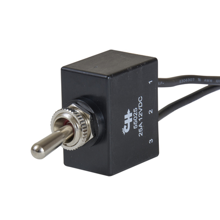 Waterproof Toggle Switch