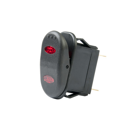Illuminated Surf N Turf Rocker Switch - SPDT