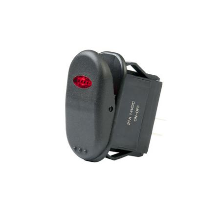 Illuminated Surf N Turf Rocker Switch - DPST