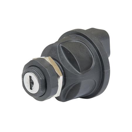 Ignition Switches - Sealed Keyed - 3 Position