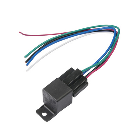 Relay & Socket Harness Kit
