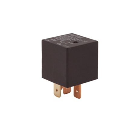 Relay with Resistor