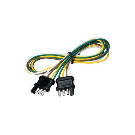 4-Way Molded Quick Connector Loop