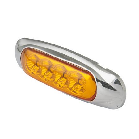 Rectangular LED Clearance Marker Light