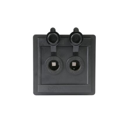 Dual Socket Panels