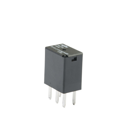 Micro Relay with Resistor