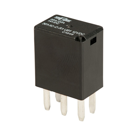 Iso 280 Micro Relay With Resistor 12v Dc 20 35 Amp