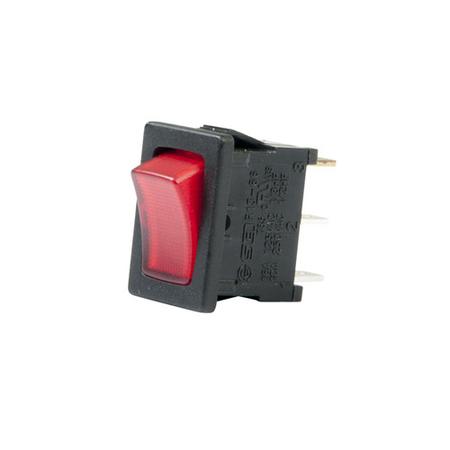 Illuminated Mini Rocker Switch