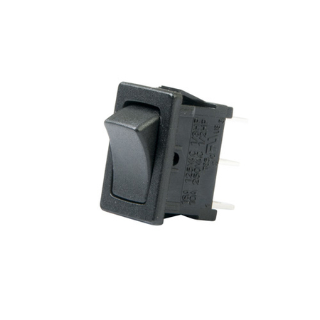 Mini Rocker Switch - SPDT