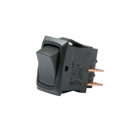 Mini Rocker Switch - DPST