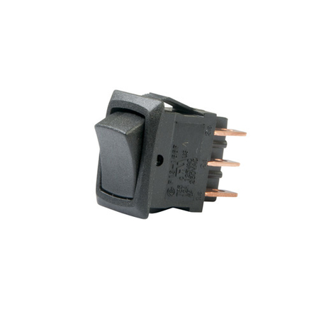 Mini Rocker Switch - DPDT