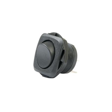Round Hole Rocker Switch - SPST