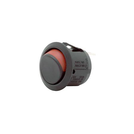 Non-illuminated Bi-color Round Rocker Switch