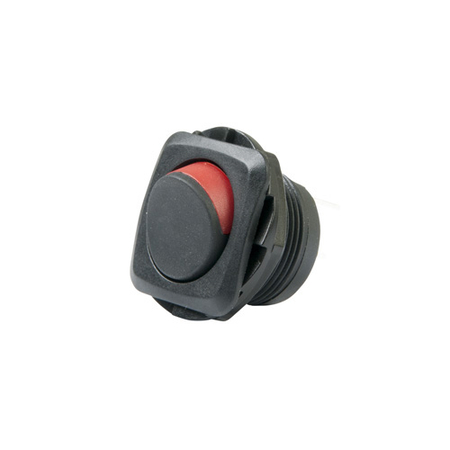 Non-illuminated Square Round Hole Rocker Switch