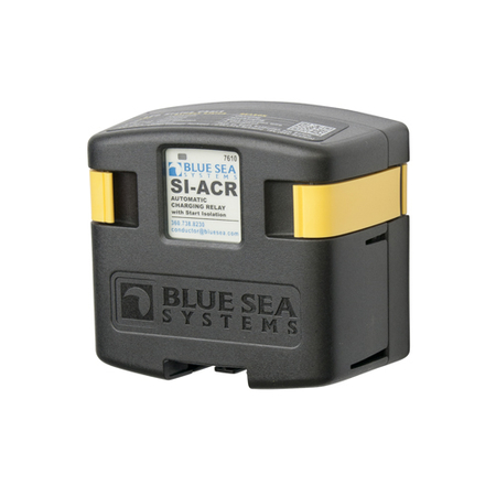 blue sea systems si acr automatic charging relay. Black Bedroom Furniture Sets. Home Design Ideas