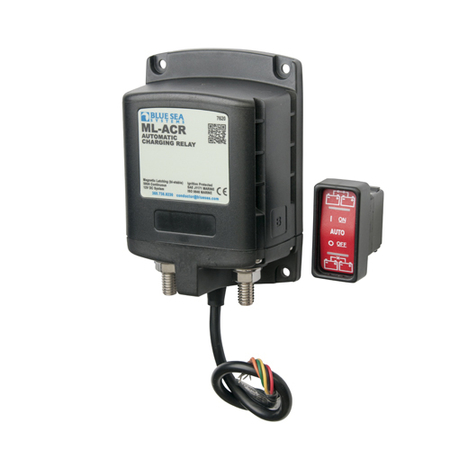 12V Automatic Charging Relay