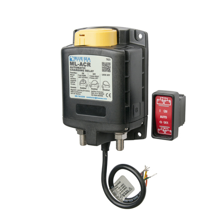ML-Series Automatic Charging Relays
