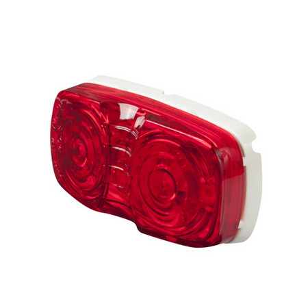 Scalloped LED Clearance Marker Light