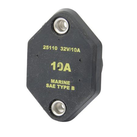 10A Mid-Range Circuit Breaker