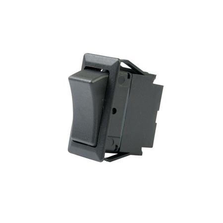 Flat Terminal Full Size Rocker Switch - SPDT