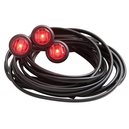 Molded Harness Clearance Light