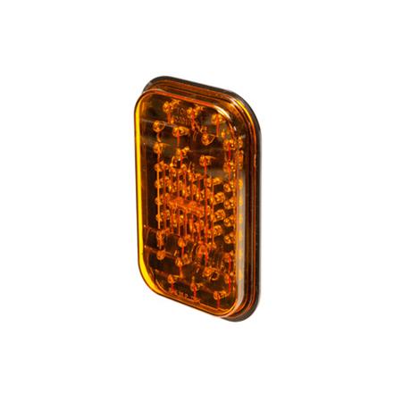 Rectangular Stop, Tail and Turn Lamp