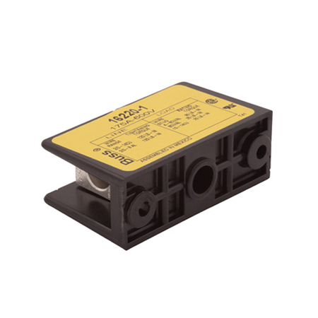 Single 1 to 4 Screw Connect Power Distribution Block