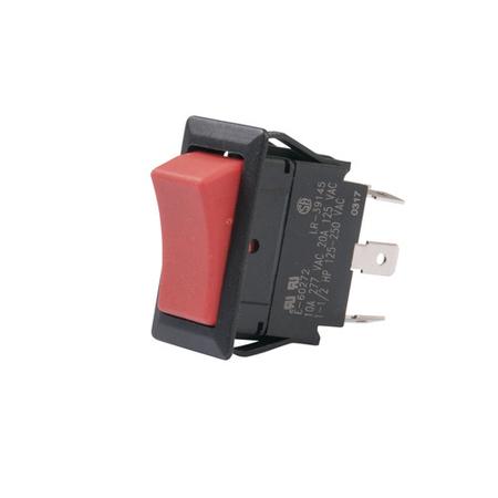 Non-Illuminated Rocker Switches