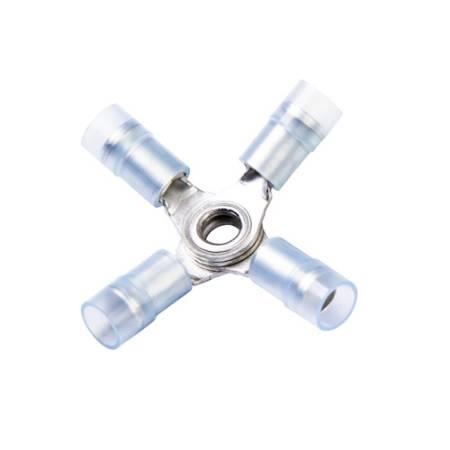 Nylon X Butt Connector