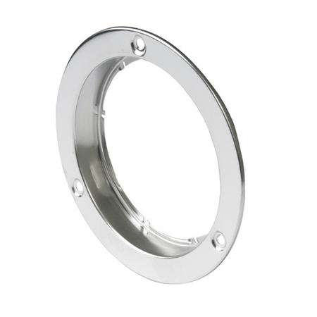 4 Inch Steel Security Flange