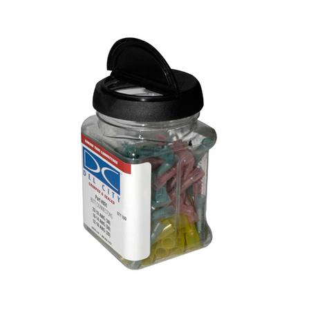 Heat Shrink & Crimp Jars